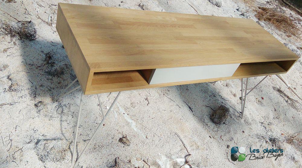 Les ateliers brice bayer tables et bureaux vertigo table en