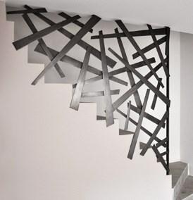 les ateliers brice bayer, mobilier et aménagement intérieur et ... - Meuble En Acier Design